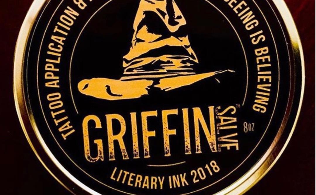 Griffin Salve's Literary Ink promo