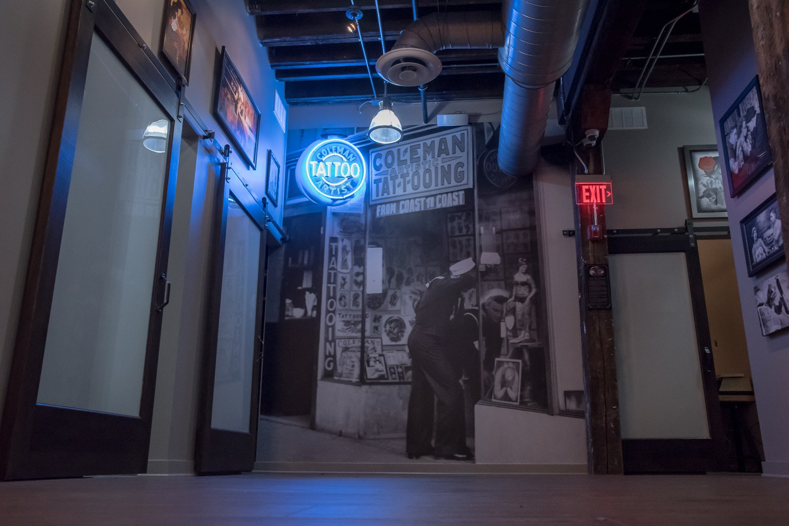 Nashville Tattoo Shop | Hart & Huntington Tattoo Co